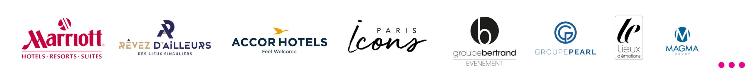 logo partenaires lab event